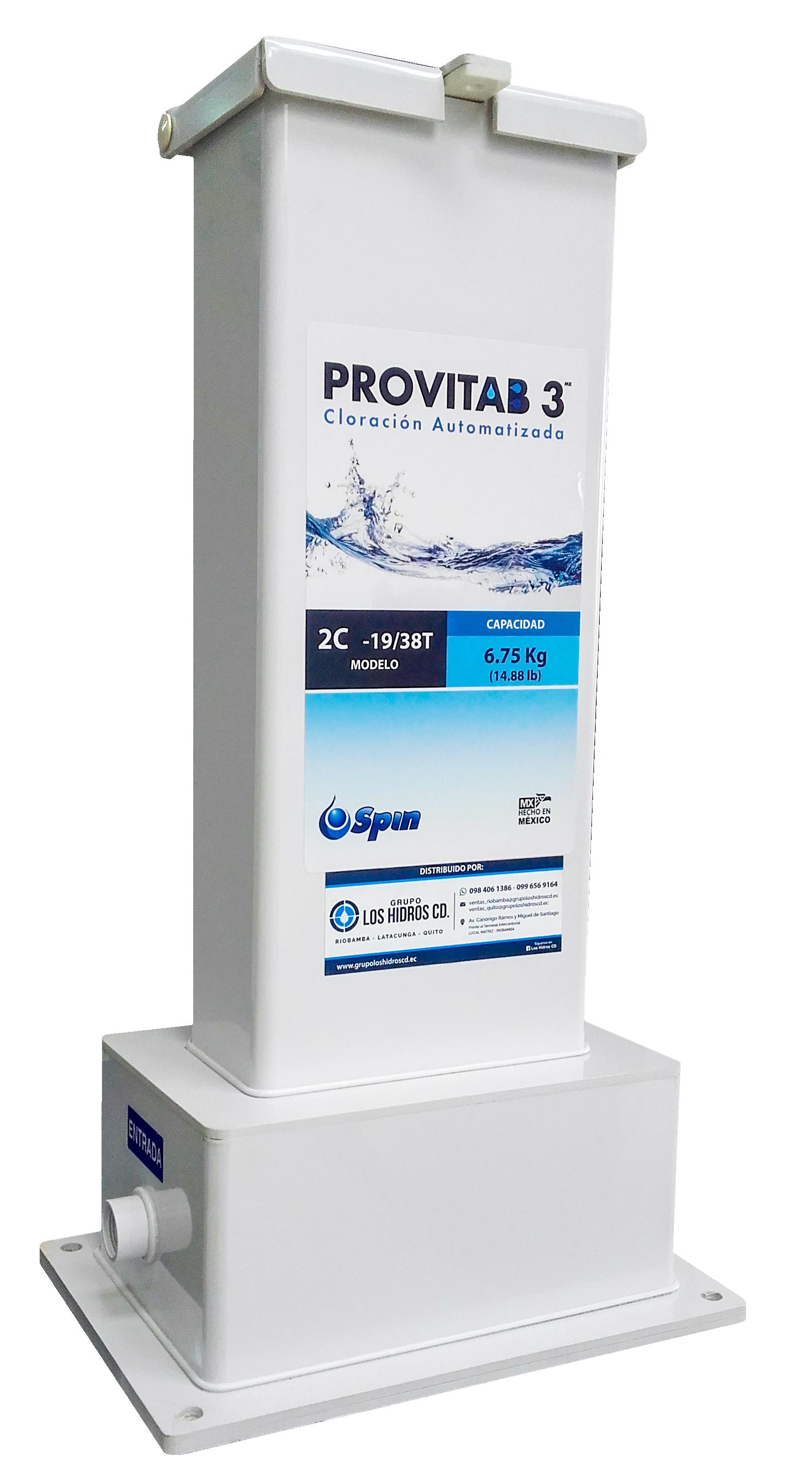 clorado-provitab-riobamba-hidros-aguapotable-alcantarillado-riego-quito
