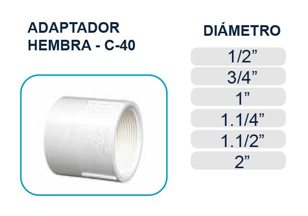 adaptador-hembra-cedula-40-agua-piscina-los-hidros-riobamba-quito-latacunga-ecuador