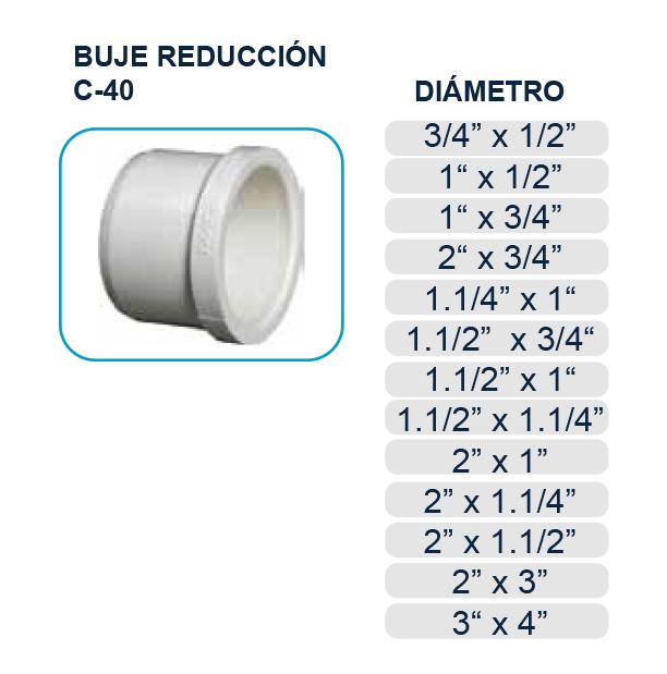 buje-reductor-cedula-40-agua-piscina-los-hidros-riobamba-quito-latacunga-ecuador