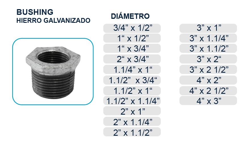 bushing-hierro-galvanizado-agua-los-hidros-riobamba-quito-latacunga-ecuador