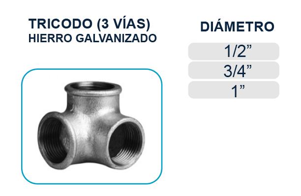 tricodo-hierro-galvanizado-agua-los-hidros-riobamba-quito-latacunga-ecuador