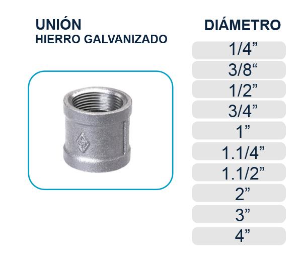 union-hierro-galvanizado-agua-los-hidros-riobamba-quito-latacunga-ecuador
