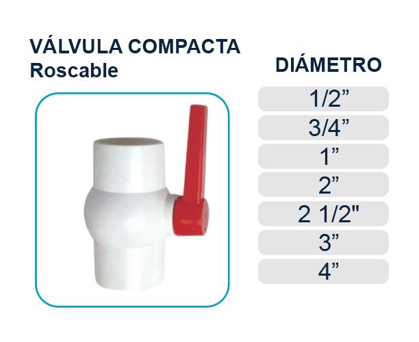 valvula-bola-roscable-agua-potable-riego-tigre-gol-astore-riobamba-quito-ecuador